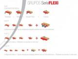 Grupos Serie Flexy